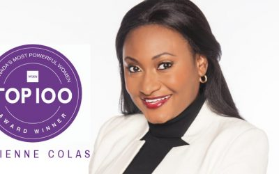 Fabienne Colas named one of 2019 Canada's Most Powerful Women: Top 100™